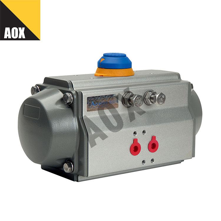 산업 더블 연기 영적인 액추에이터
